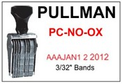 PC-OX-5 Pullman Co-Dater Pullman Co-Dater