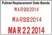 Pullman Replacement Date Bands
