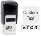 2000 Plus Printer Q-17 Self Inking Stamp Self Inking Stamp