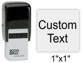 2000 Plus Printer Q-24 Self Inking Stamp Self Inking Stamp