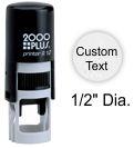 2000 Plus Printer R-12 Self Inking Stamp