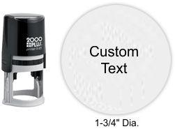 2000 Plus Printer R-45 Self Inking Stamp