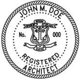 Rhode Island Architectural Stamp