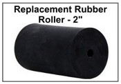 Replacement Fingerprint Ink Rubber Roller