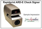 ARD-E Rapidprint Date Time Stamp