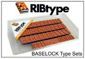 "FU70VP, RibType 1/8"" Value Pack"