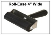 "4"" Wide Roll-Ease Paste Ink Roller"
