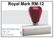 Pre-Inked RM-12 RM-12 Royal Mark Pre-Inked Stamp