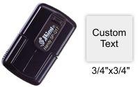Shiny S-Q17 Handy Pocket Stamp