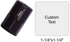 Shiny S-Q32 Handy Pocket Stamp