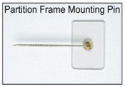 SP11 Partition Pin Backing