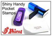 Shiny S-722 Handy Pocket Stamp