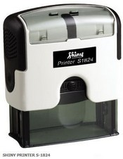 S-1824 Shiny Self Inking Stamp