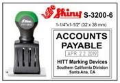 Shiny A-3200-6 Dater