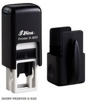 Shiny S-820 Self Inking Stamp