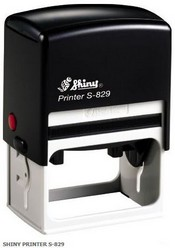 Shiny S-829 Self Inking Stamp