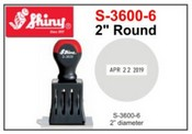 Shiny S-3600-6 Dater