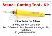 Stencil Cutting Tool