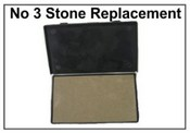 Stone Stamp Pad number 3 Ceramic Stone Pad