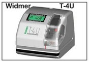 Widmer T-4U Electronic Time Clock