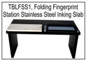 TBLFSS1, Folding Fingerprinting Station