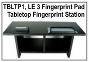 Tabletop Fingerprint Station