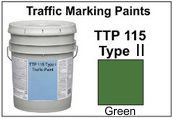 TTP-115F Type II Green - 5 Gallon