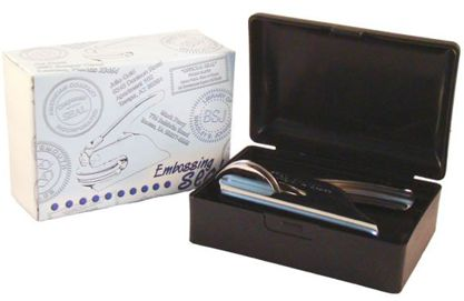 Hand Held Embosser Seal Case