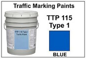 TTP-115F Type 1 Blue - 5 Gallon