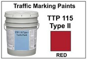 TTP-115F Type II Red - 5 Gallon