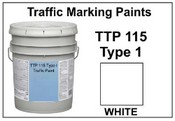 TTP-115F Type 1 White - 5 Gallon