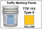 TTP-115F Type II Yellow - 5 Gallon