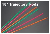 "Trajectory Rod 18"", 12 Pack"