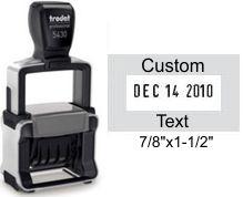 Trodat 5430 Date Stamp