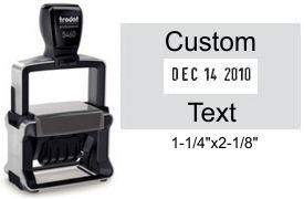 Trodat 5460 Date Stamp