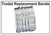 Trodat Replacement date bands