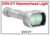 UVH-CY Hammerhead Forensic Light - Cyan