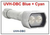 UVH-DBC Hammerhead Dual Forensic Light