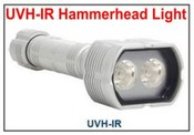UVH-IR Hammerhead Forensic Light