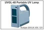 UV-ML49 Portable 6-watt Lamp