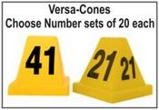 Versa-Cones Versa Cones Crime Scene Versa Cones Evidence Marking Cones Versa-Cone Evidence Collection Versa-Cones