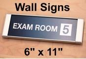Door & Wall Insert Modular Sign