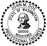 Washington Engineering Stamp