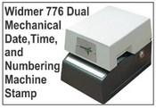 Widmer Time Clock 776D