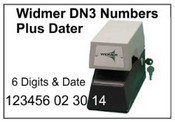 Widmer DN-3 Time and Date