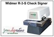 Widmer R-3S Check Signer