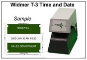 Widmer Electric Time Stamp