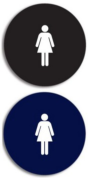 "GEOMETRIC MEN Stock Sign, 12"" ADA Stock Signs ada sign requirements ada compliant signs custom ada signs ada guidelines signs ada signs wholesale ada bathroom signs ada signs online ADA Office Signs"