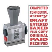 81041 Xstamper 10-in-1 Phrase Stamp