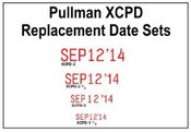 XCPD Pullman Replacement Date Bands